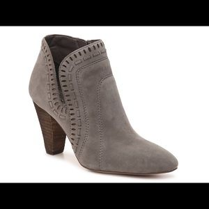 Vince Camuto || Grey Booties